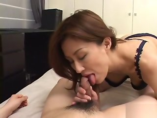straight blowjob/fera japanese