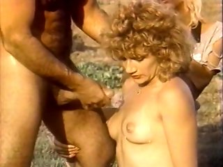 outdoor facial group sex