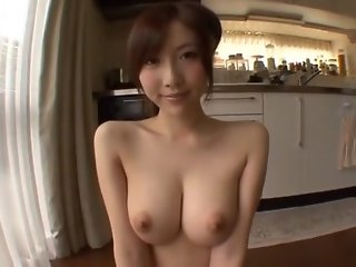 japanese big tits solo girl