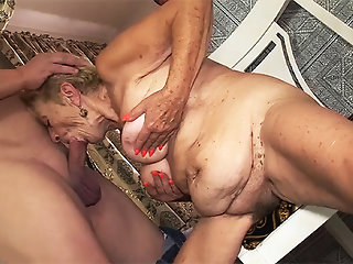 facial amateur mature
