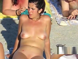 big tits outdoor compilation
