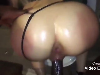 cum in mouth amateur doggy style